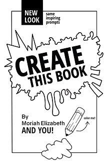 Create This Book Moriah Elizabeth