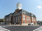City of Fredericksburg Courthouse