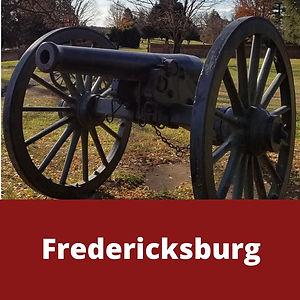 Fredericksburg Battlefields CVBT