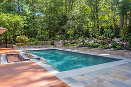 MG Custom Home Builders Springfield VA Hardscaping Services in Northern Virginia