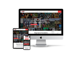 Website Design for Youth Non-Profit