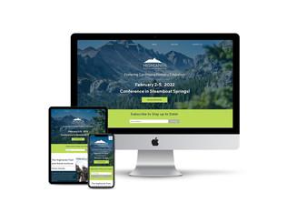 Website Design for Medical Association