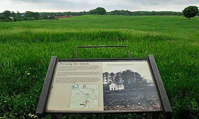 Chancellorsville Civil War Battlefields