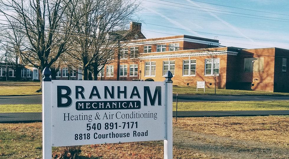 Branham Mechanical Spotsylvania, Virginia