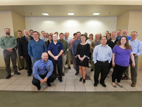 Aerodyne Industries hosts quarterly luncheon for IRES/Schriever team in Colorado Springs