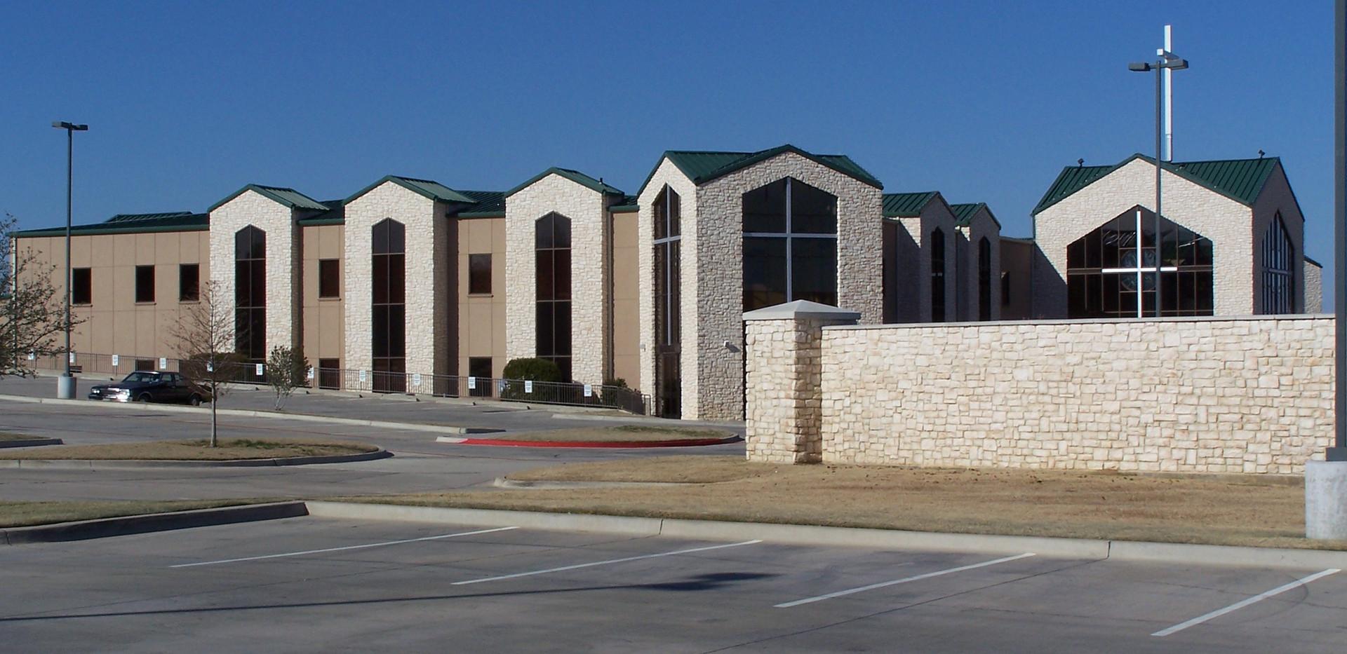 Gateway Church | Frank Dale Construction