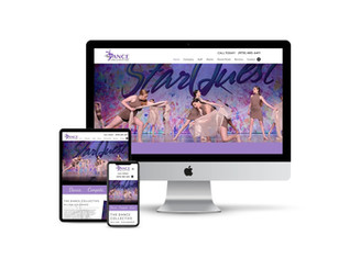 Web Design Marketing for Dance