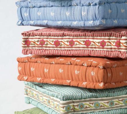 Boxed Cushions