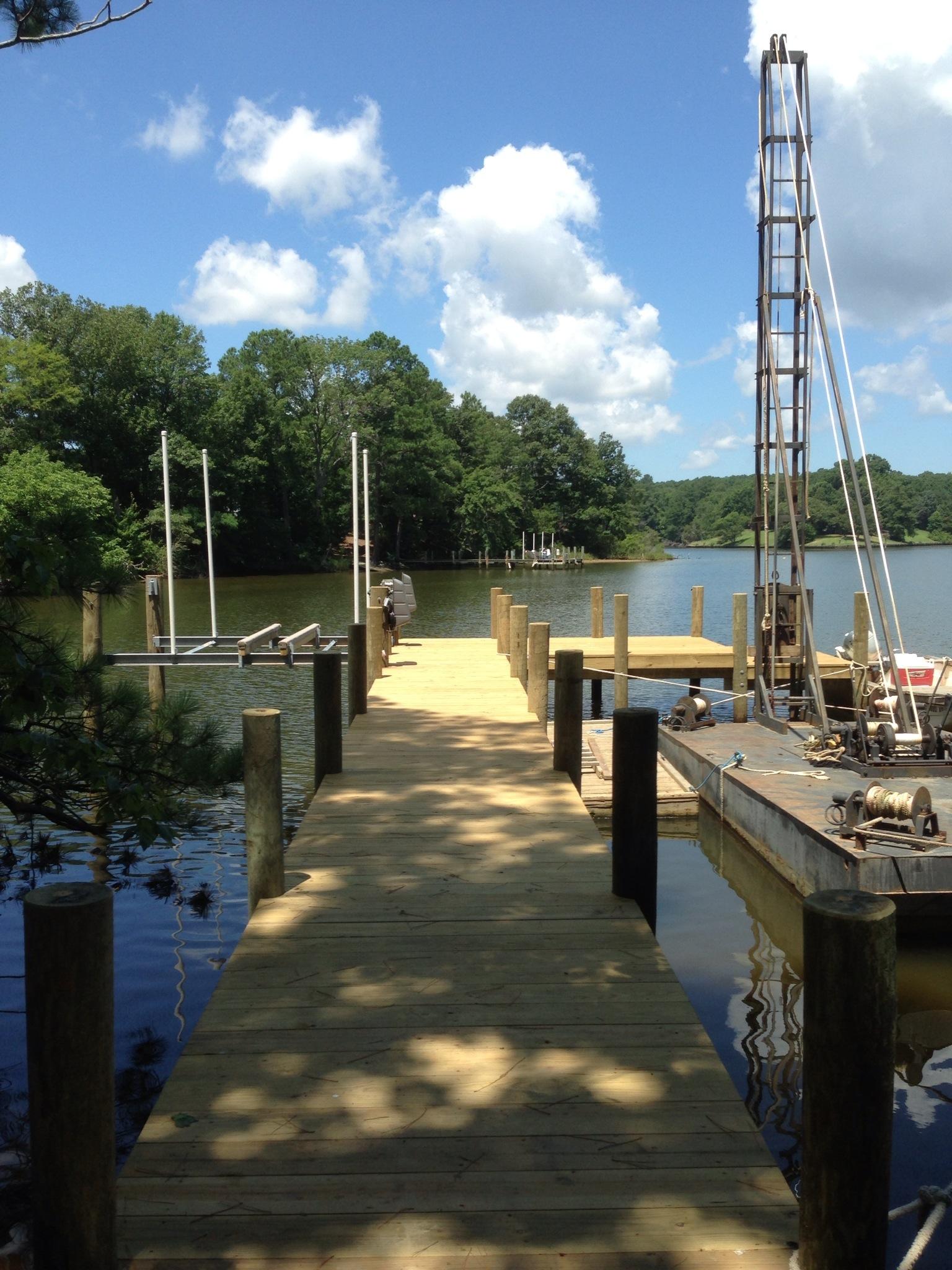 Marine Construction Virginia