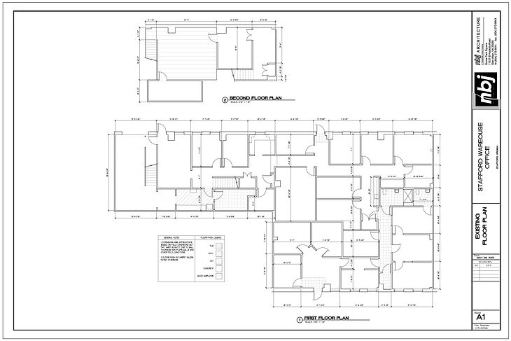 Floor Plan - Suite 109 - 205 Tyler Von Way, Fredericksburg, VA 22405