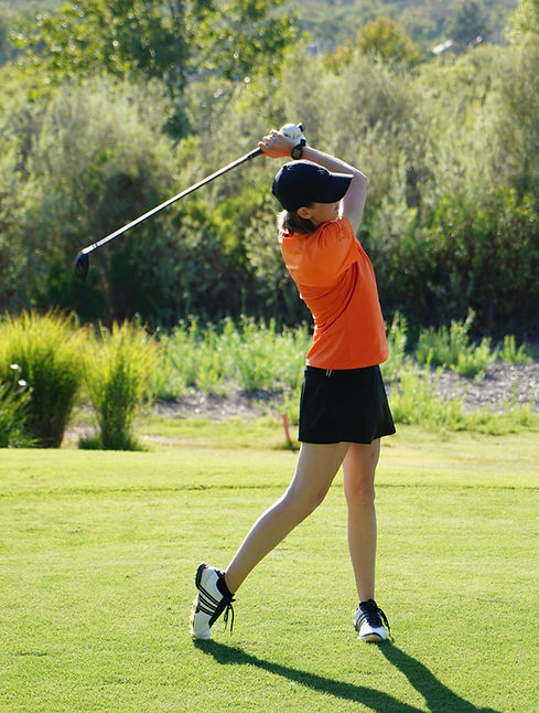 Women's Golf Prospect Camp