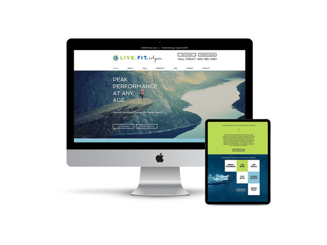 Website Design for Medical Practice
