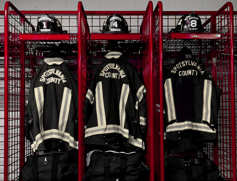 Spotsylvania Volunteer Fire Department Virginia