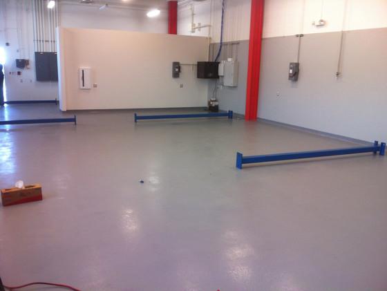 Haliburton Geo-Balance Drill Test Lab | Frank Dale Construction