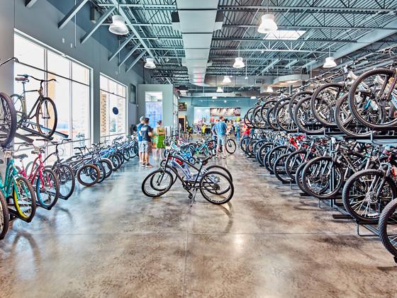 Richardson Bike Mart   Frank Dale Construction