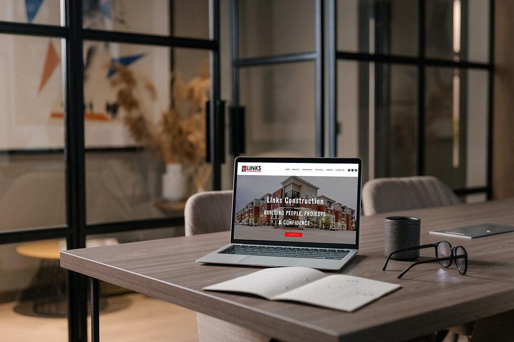 General Contractor Website Marketing