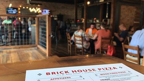 Brick House Pizza Radford Virginia