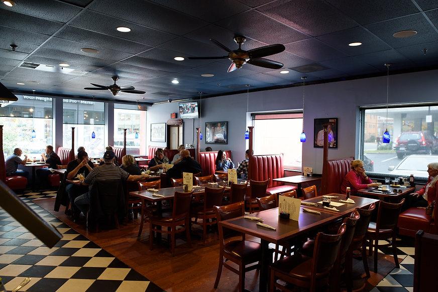 Royal Restaurant best diner alexandria virginia