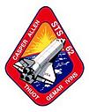 STS-75 Columbia Commander