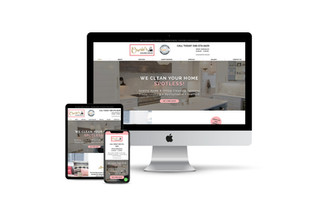 Website Design for Cleaning Business