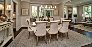 custom dining rooms