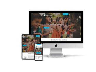 Website Design for National Health Association