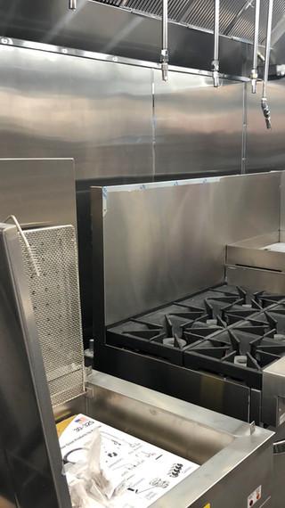 Commercial Kitchen Renovation