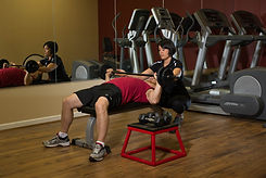 group and individual personal training