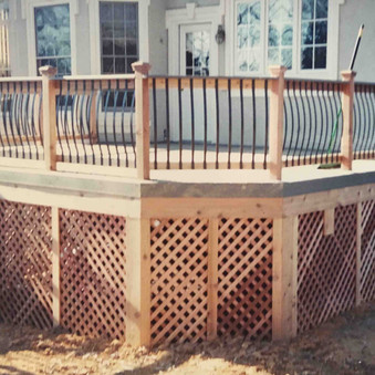 Deck Construction and Repair Virginia