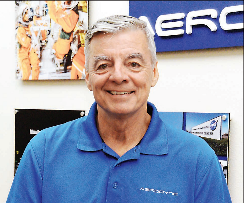 """Andrew """"Andy"""" Allen, CEO and Owner of Aerodyne Industries"""