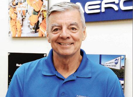 Former Astronaut Andy Allen has Aerodyne reaching  new heights – Interview