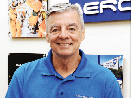 Former Astronaut Andy Allen has Aerodyne reaching  new heights – Interview
