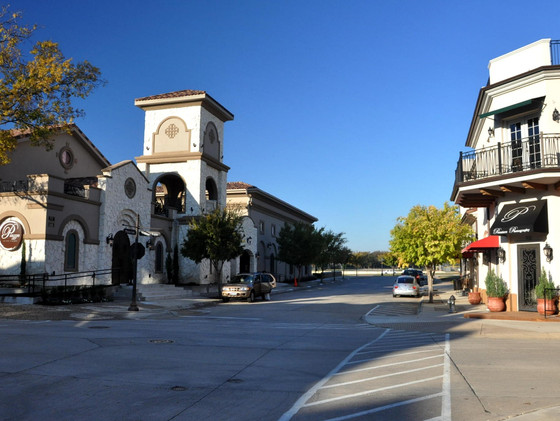 Piazza on the Village | Frank Dale Construction