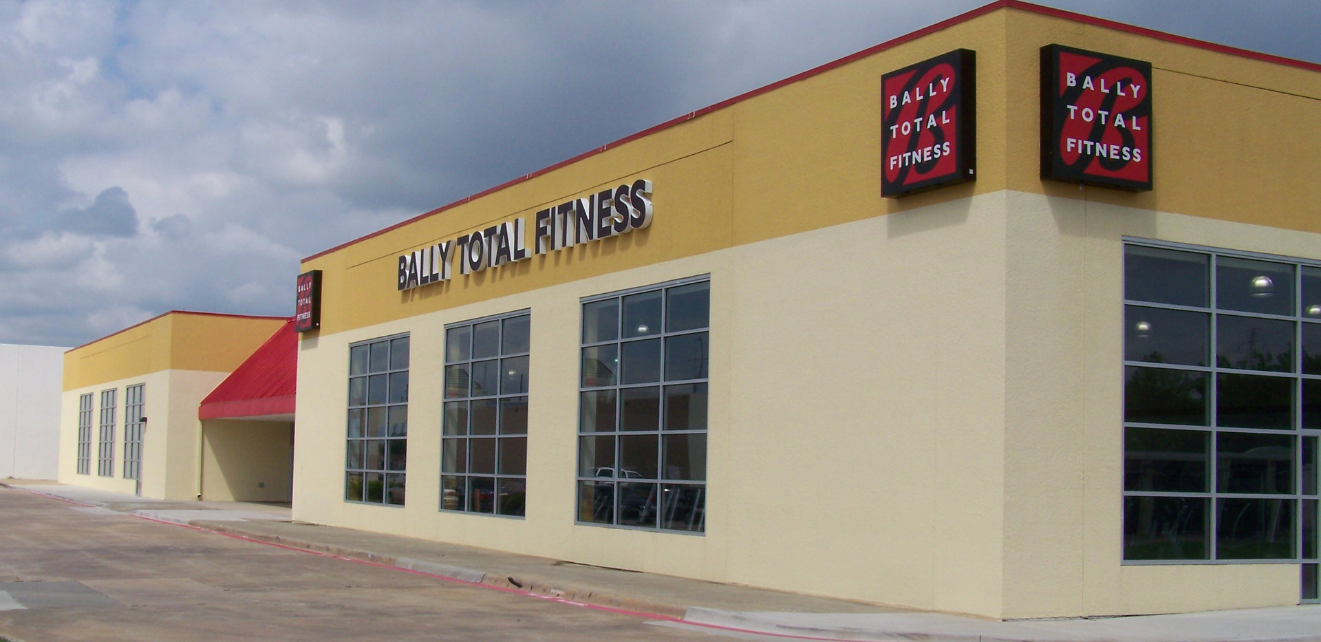 Bally's Total Fitness | Frank Dale Construction