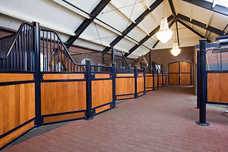 equine stall flooring