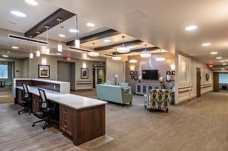 Healthcare and Senior Facility Construction Texas