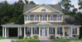 Dameron Companies Savannah Model Home