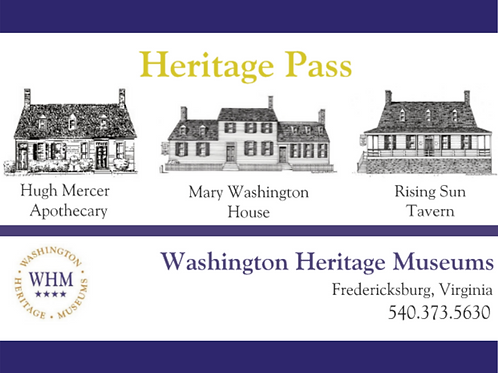 Heritage Pass - Adult