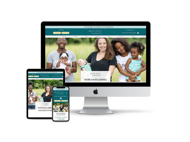 Web Design for Non-Profit