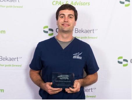 Meet Josh Arant, Co-founder Mako Medical Laboratories