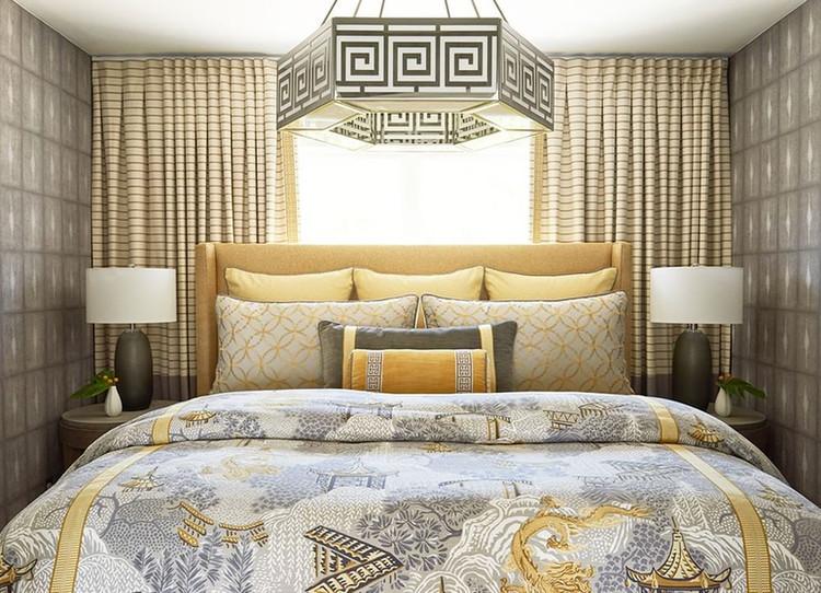 Custom Bedding made with Designer Fabrics