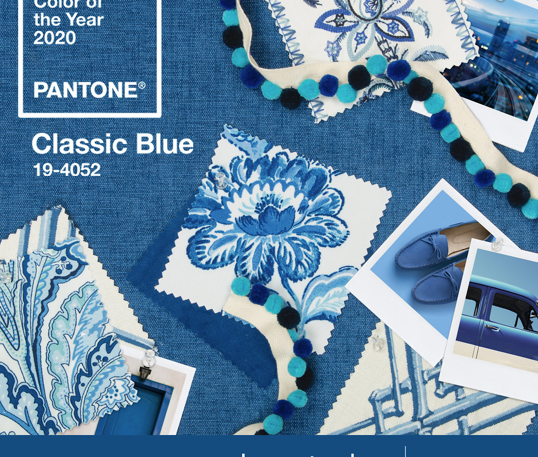 Classic Blue is the Color of the Year