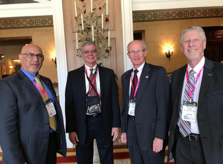 Aerodyne well represented at 34th Annual Space Symposium
