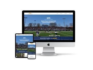 Website Design for Sports Management