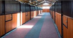 exterior stall doors