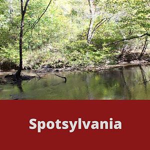 Spotsylvania Battlefields CVBT