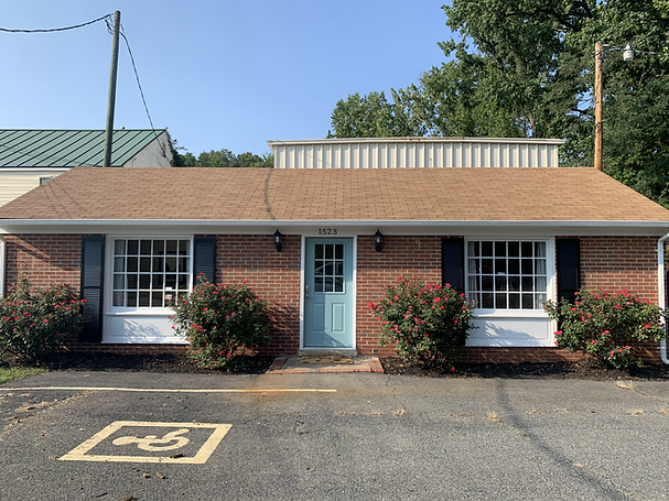 The Ruff House Fredericksburg, Virginia