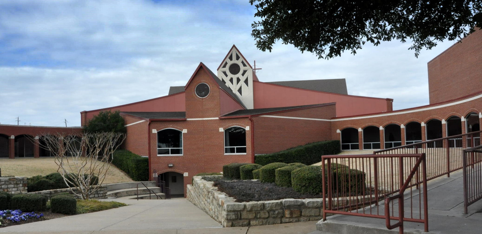 Trietsch United Methodist Church - Education Wing   Frank Dale Construction