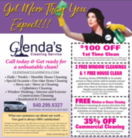 Home Cleaning Special Fredericksburg, Virginia