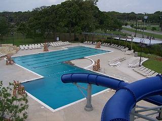 fitness and aquatic center construction texas
